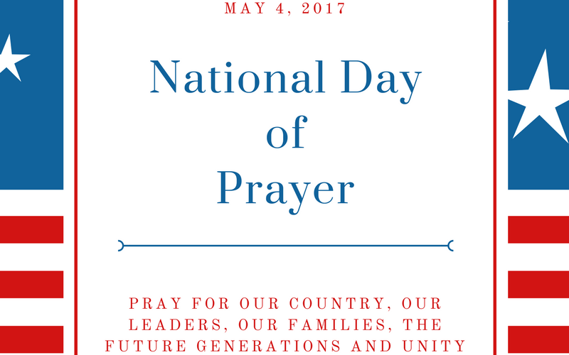 Praying for Our Nation #nationaldayofprayer