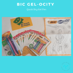 Bic Gel-ocity Quick Dry Gel Pens are Awesome!
