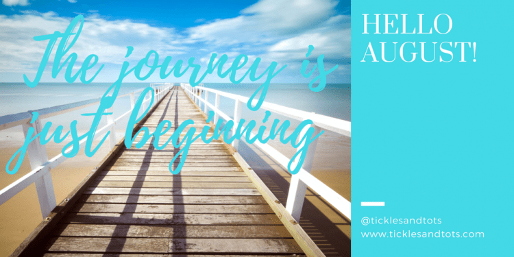 Welcoming August!