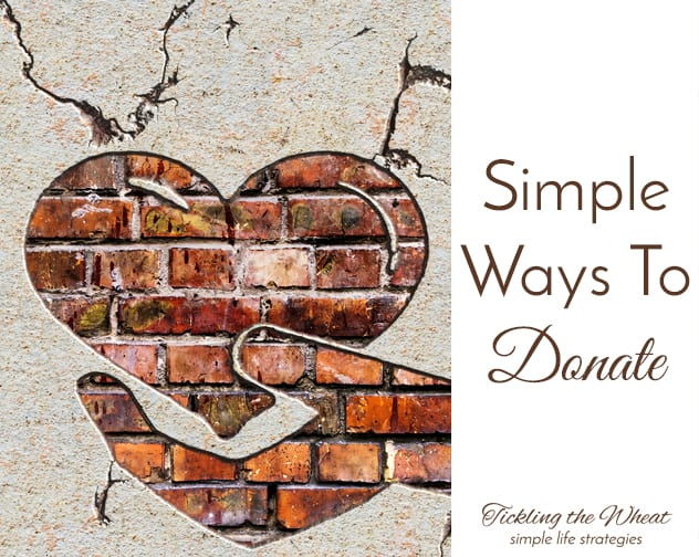 Simple Ways to Donate Without Breaking the Bank
