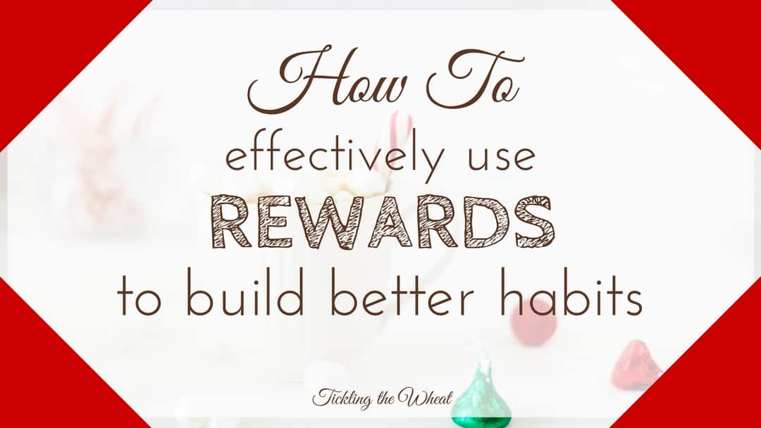 How to Effectively Use Rewards to Build Better Habits