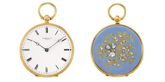Queen Victoria's Pendant Watch (1851)