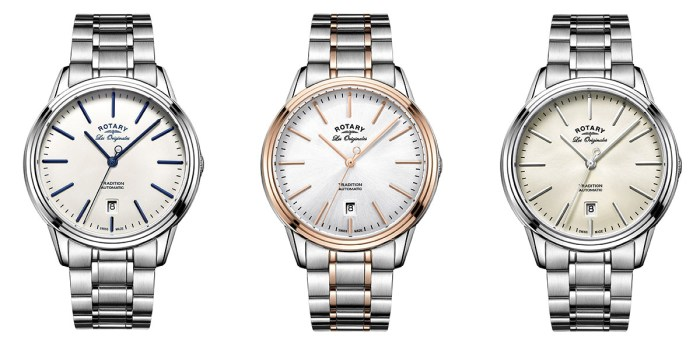 Les Originales Tradition Range - On Stainless Steel Bracelet