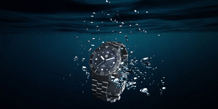 Hamtun H1 - Dive Watch