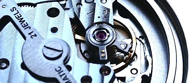GallioTempo Trident - Citizen Miyota 821A Movement