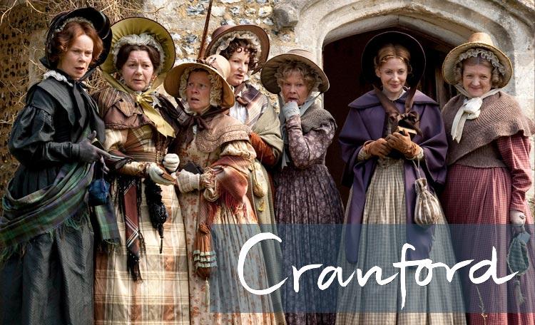 Cranford, Downton Abbey alternative show, BBC