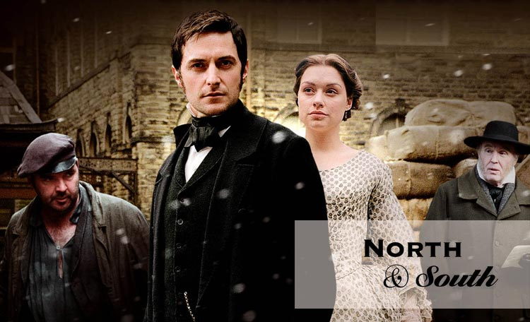 Shows to watch if you like Downton Abbey: North & South