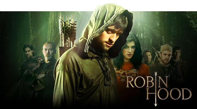 Shows to watch if you like Downton Abbey: Robin Hood