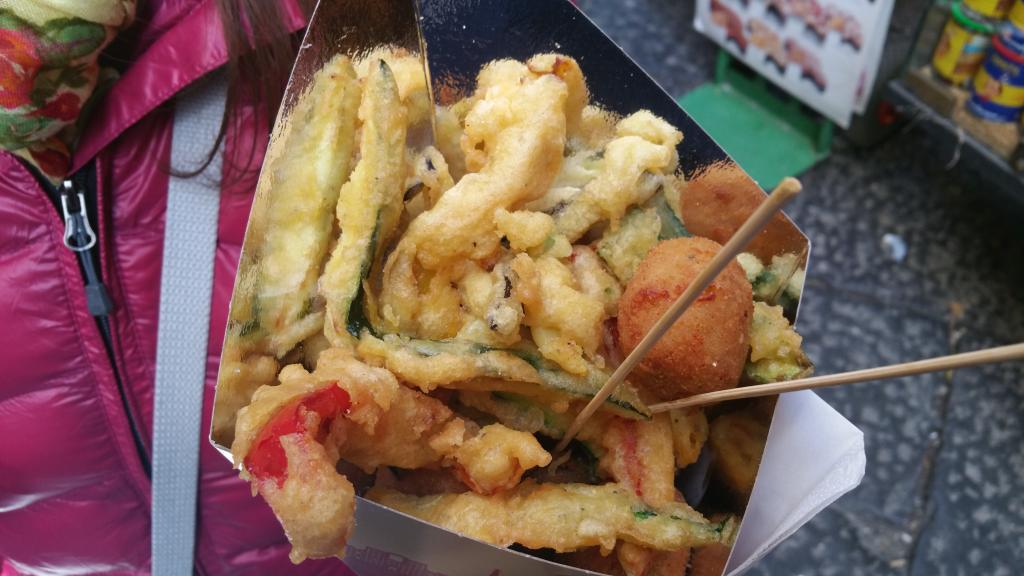 Passione di Sofì, fritto napoletano a Spaccanapoli!