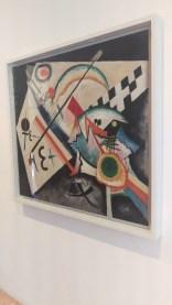 Kandinsky, Croce bianca