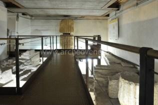 Capitolium sotto il Ristorante Maffei