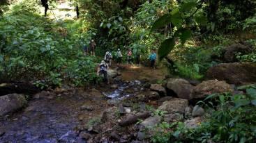 La ruta del Sukia, caminata con Ticos A Pata, Hiking, Trekking, Senderismo, Turismo Rural