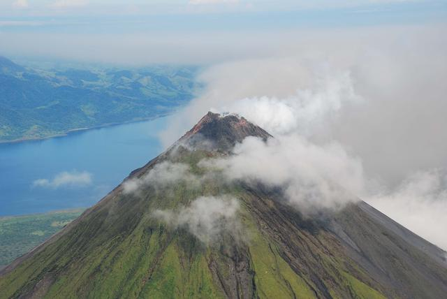 Arenal Volcano 1