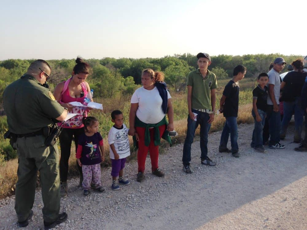 Rio Grande Border Patrol Station