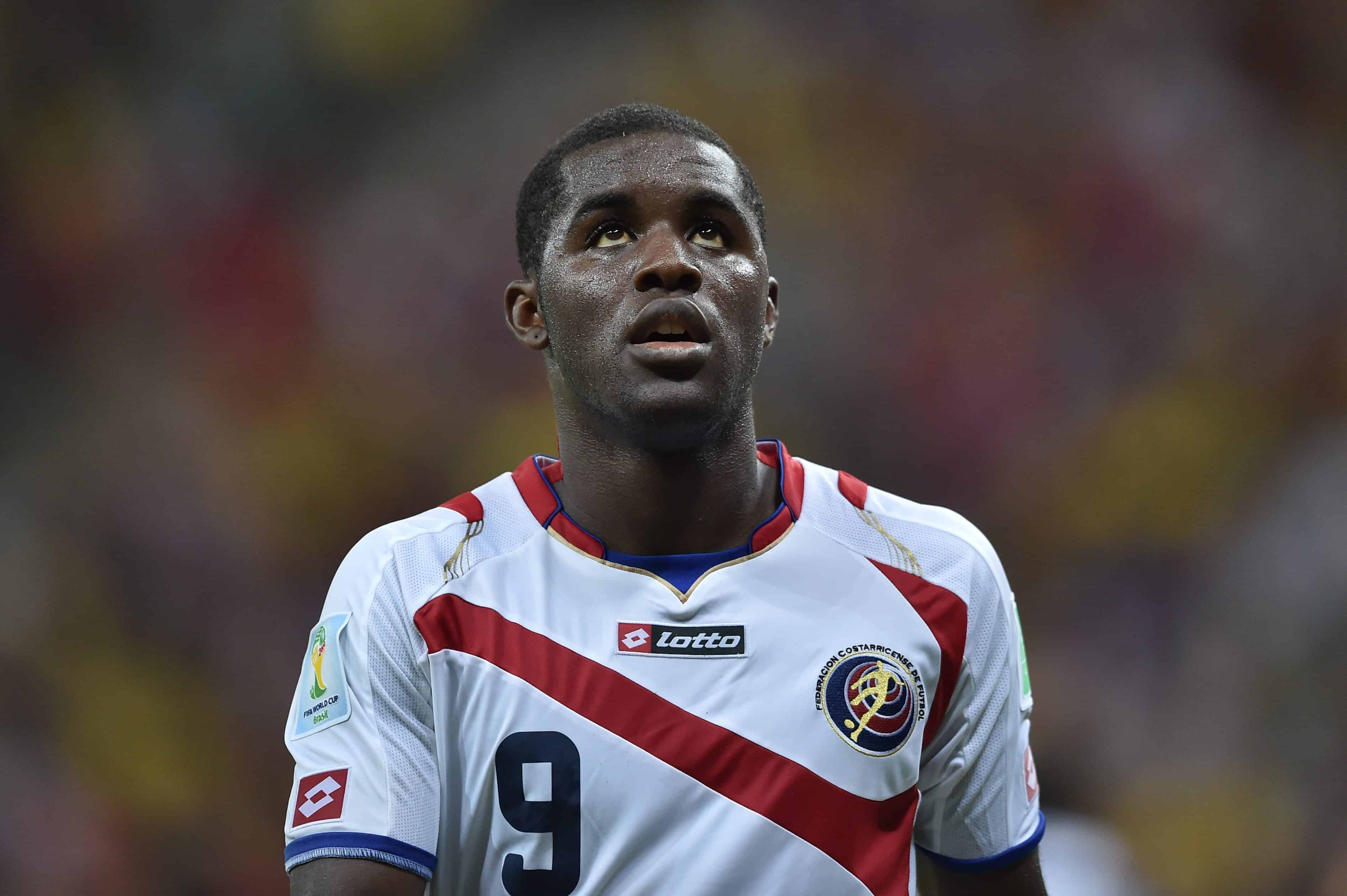 Image result for joel campbell costa rica