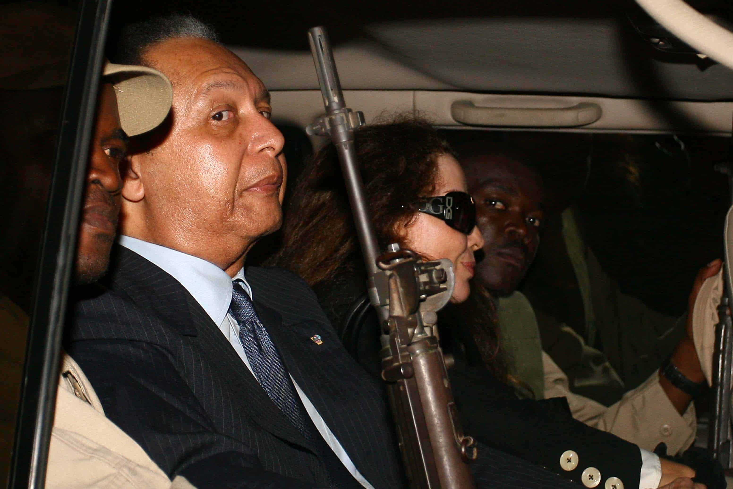 "Image result for Francois ""Papa Doc"" Duvalier"