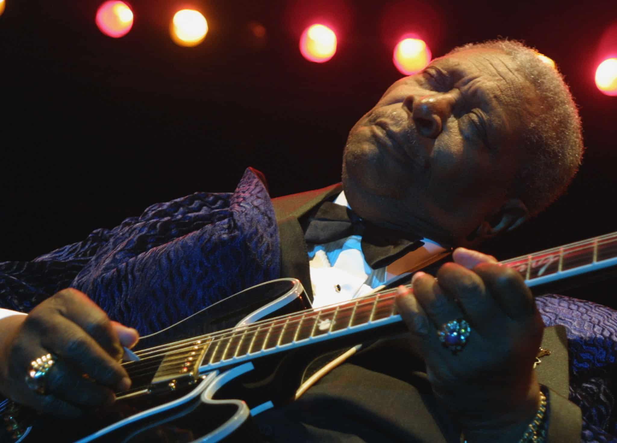 B B King 89 Expanded Blues Au Nce The Tico Times