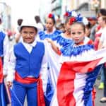 Costa Rica's Independence Day Parade.