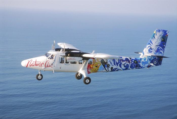 Costa Ricas Nature Air Invites Artists To Design Plane