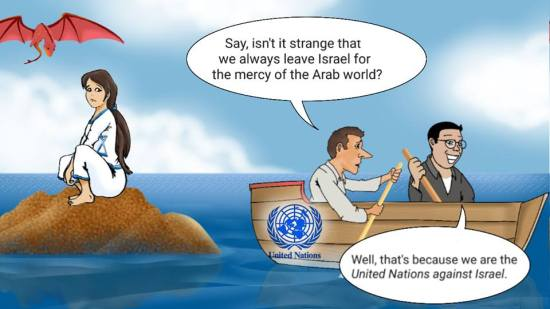 The United Nations Against Israel