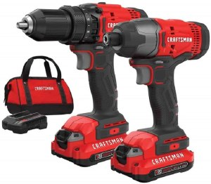drill craftsman deal