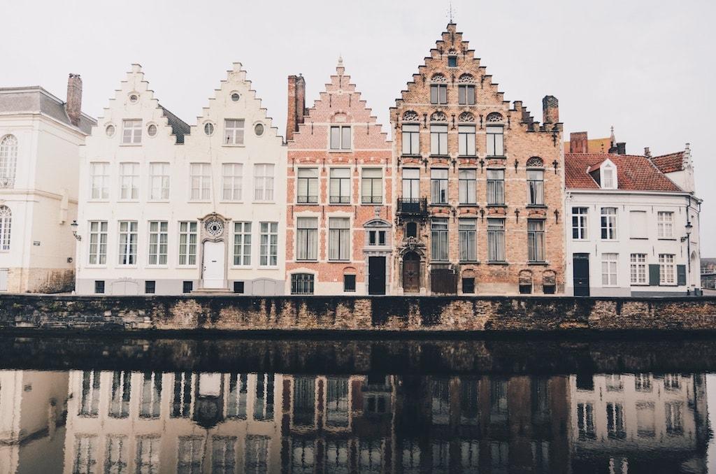 Top destinations pour ton voyage pas cher, moins de 30€ Bruges