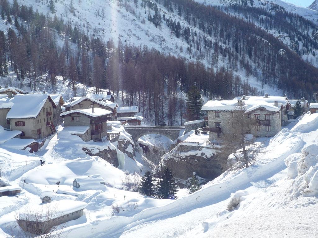 Top destinations pour ton voyage pas cher, moins de 30€ Val d'Isère