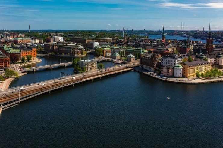 Que faire et que voir en Suède pendant les vacances d'été Stockholm