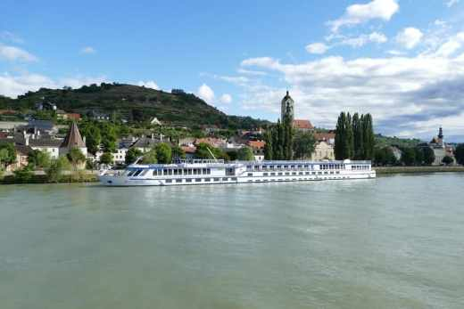 croisieres fluviales danube bateau