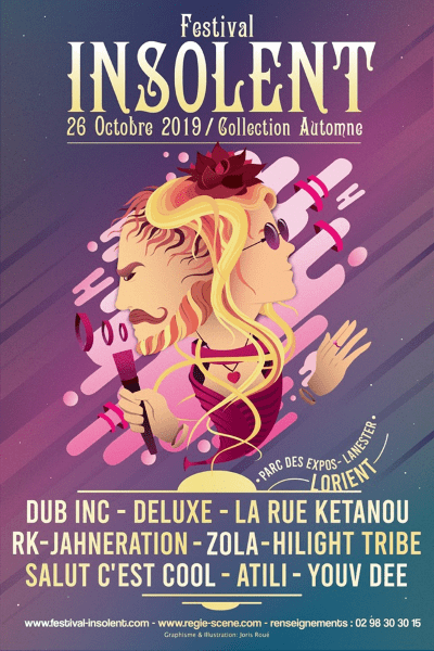 festivals octobre - Festival Insolent Collection Automne