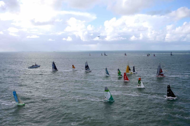 festivals octobre - transat jacques vabre course