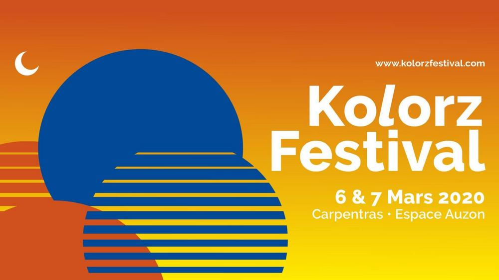 festival france 2020 - KOLORZ