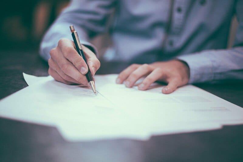 documents à remplir - demande de permis international