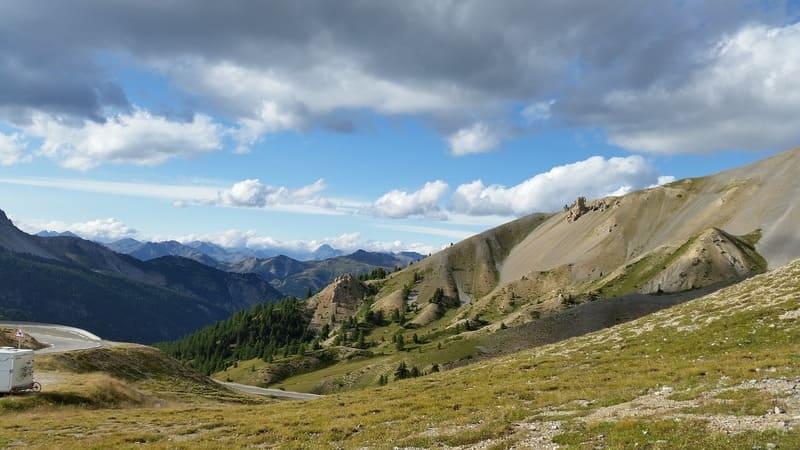 panorama montagne queyras