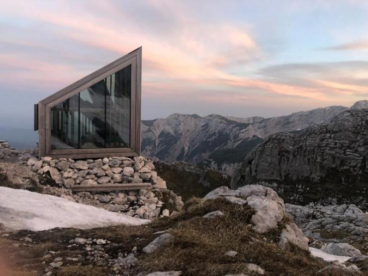 hébergement insolite montagne - locations les plus insolites