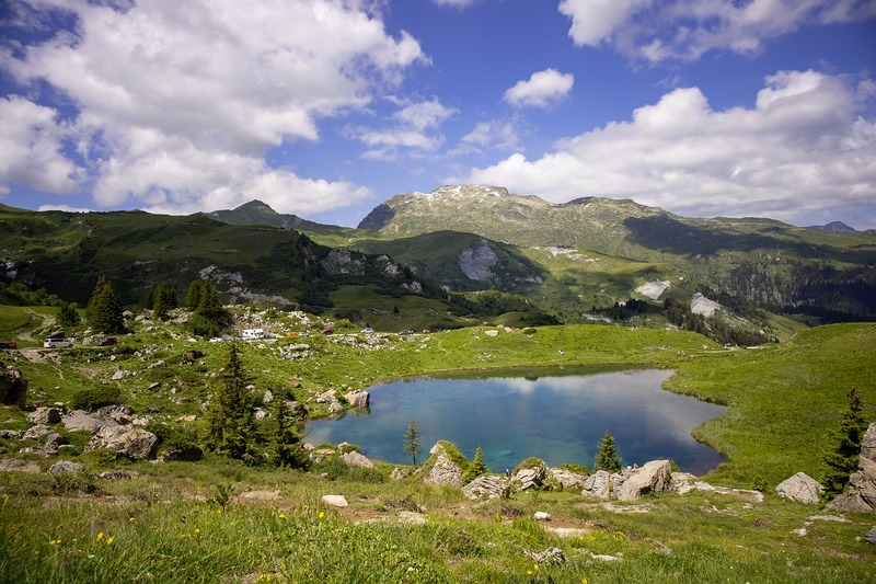 grands espaces montagne française