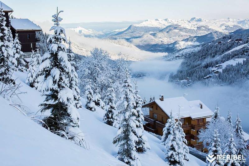 Méribel - station de ski - vacances au ski - vacances neige
