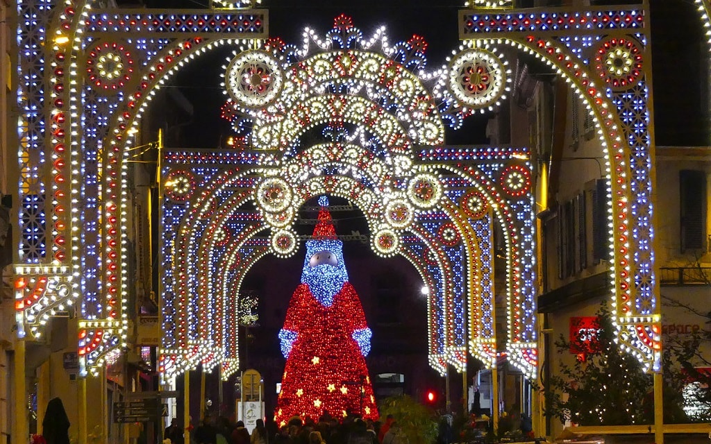 tournée des marchés de Noël Montbéliard