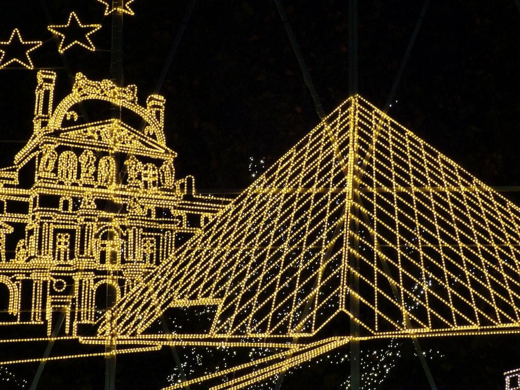 Top 3 des marchés de Noël à visiter Paris