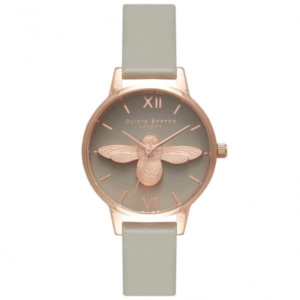 Tic Watches | Olivia Burton OB15AM77 Animal Motif Midi Bee ...