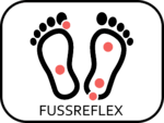 Info Fussreflexzonen Massage