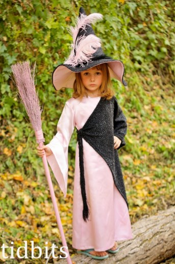 Witch Princess Costume