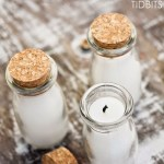 How to Make a Candle in Jar  {A Lovely Gift!}