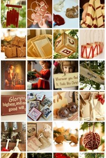 "A ""Way Back When"" Christmas {Resource Page}"