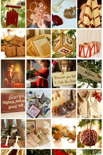 """A """"Way Back When"""" Christmas {Resource Page}"""