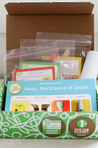 Green Kid Crafts Review – Subscription Box for Kids