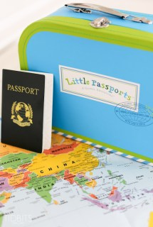 Little Passports Review – Subscription Box for Kids