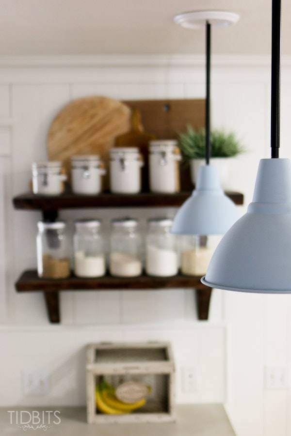 Kitchen remodel tidbits 40 quickest ikea hack ever how to instantly upgrade a corded pendant light fixture