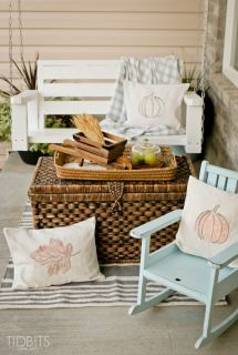 Fall Pillows, Fall printables, Fall Porches
