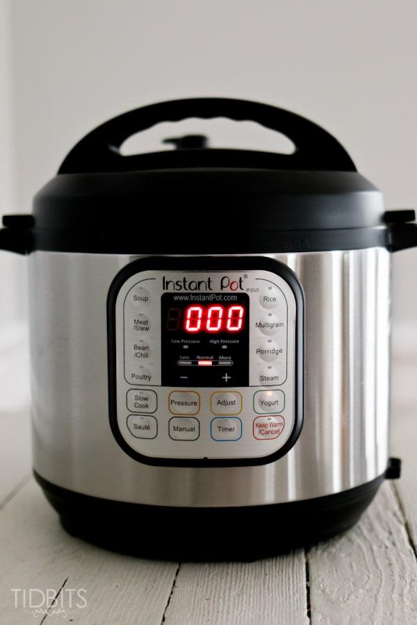 how to make homemade yogurt in a pressure cooker